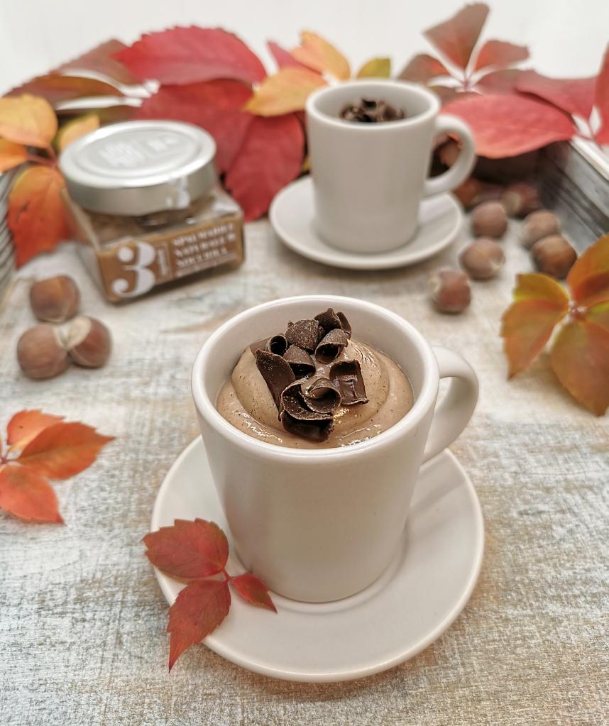 Cioccolata calda alla nocciola